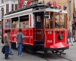 Istanbul-Nostalgic-Tram