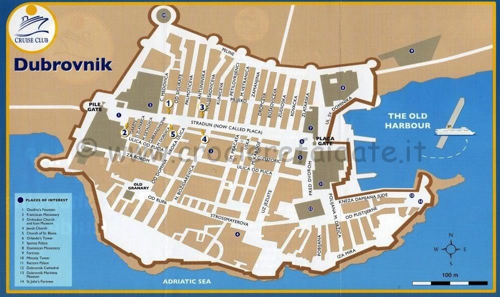 Mappa_Dubrovnik