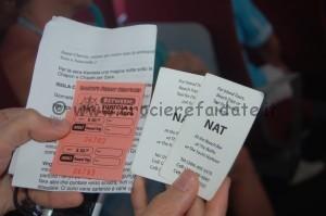 Biglietto per il traghetto e il parco naturale