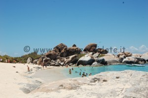Virgin Gorda - Devil's Bay