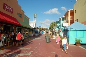 Redcliff Quay shopping ad Antigua