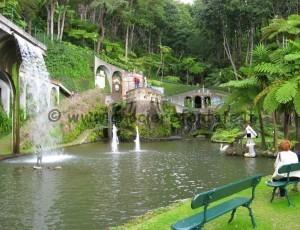 Funchal jardim tropical