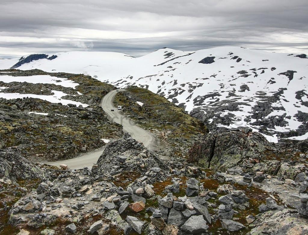 Nibbevegen Road